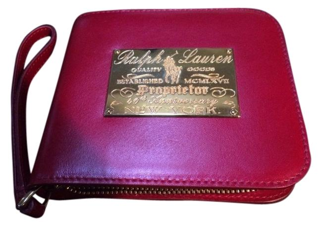 Item - Red 26800rg Leather Wallet