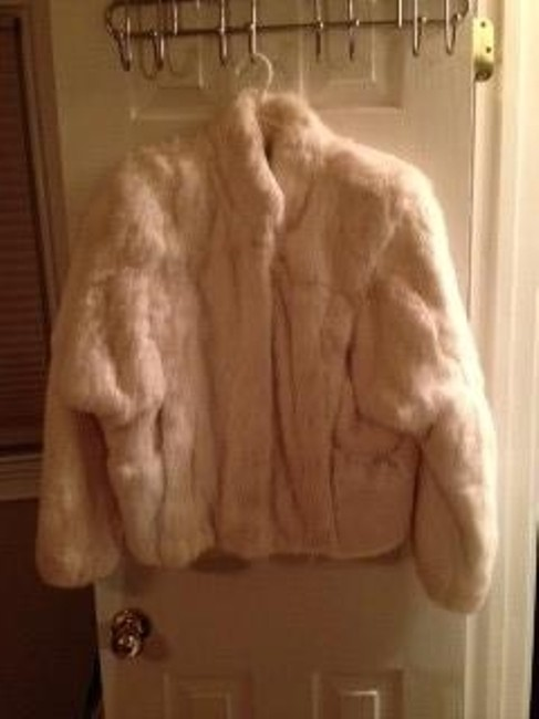 Wilsons Leather Fur Vintage Coat
