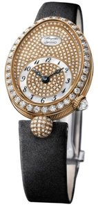 Breguet Breguet Reine de Naples 18k Rose Gold Diamond Watch 8928BR8D844DD0D