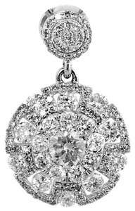 ABC Jewelry Diamond Circle pendant