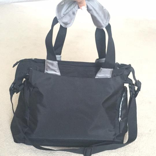 Skip Hop Black Diaper Bag Image 3