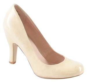 Madden Girl Gir Pump Heel Beige Pumps