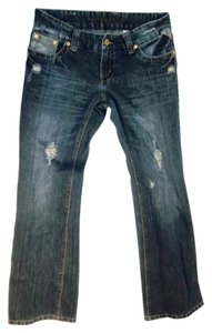 Hydraulic Size 10 Size M Straight Leg Jeans
