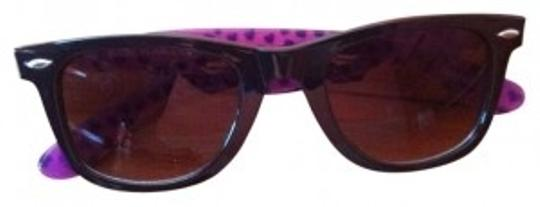Preload https://item3.tradesy.com/images/betsey-johnson-black-and-purple-retro-wayfarer-style-sunglasses-142037-0-0.jpg?width=440&height=440