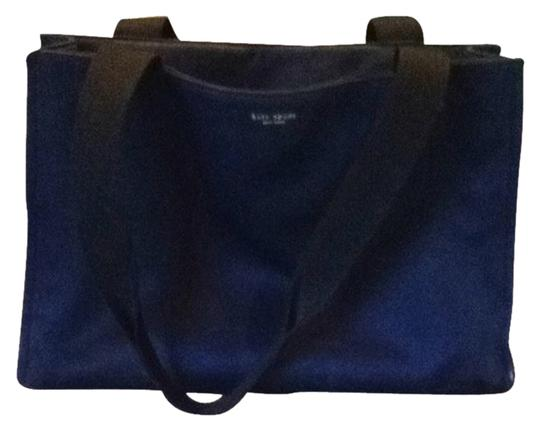 Kate Spade Navy Blue Diaper Bag