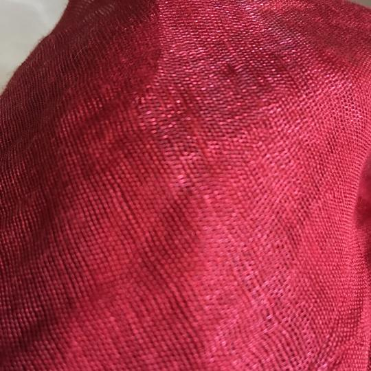 Other Rusty Red Shawl Scarf 70 X 26 Hint-of-shine Image 10