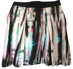 MILLY Skirt Multi color
