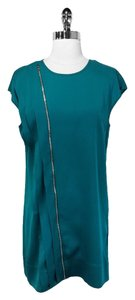 Ali Ro short dress Jade Silk on Tradesy
