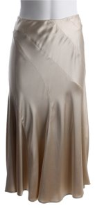 TSE 10 Formal Evening 10 Skirt gold