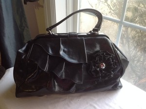 Nicole Satchel in Black