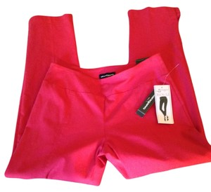 Sharagano Skinny Pants red