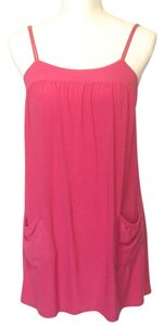 Gilligan & O'Malley short dress Pink & Chemise Chemise Loungewear Summer on Tradesy