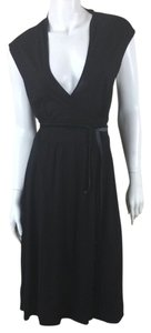 Theory short dress Black Black on Tradesy