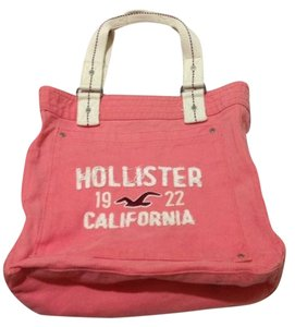 Hollister Tote in coral