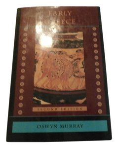 Other EARLY GREECE SECOND EDITION HARD COVER OSWYN MURRAY BOOK