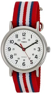 Timex Timex Watch T2N746 Weekender Multi-color