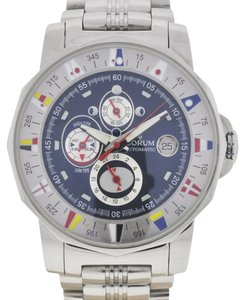 Corum Corum Admirals Cup Tides 44 Stainless Steel Men's Watch 977.630.20