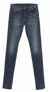 JOE'S Jeans Fade Ciggarette Skinny Jeans-Medium Wash