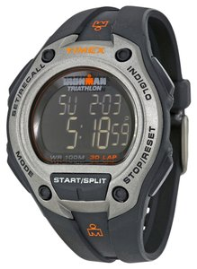 Timex Timex Watch T5K758 Ironman Triathlon Black