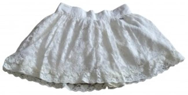 Preload https://item1.tradesy.com/images/hollister-white-lace-mini-size-4-s-27-142090-0-0.jpg?width=400&height=650