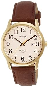 Timex Timex Watch TW2P75800 Easy Reader Brown