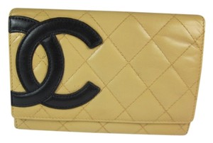 Chanel Cambon - Beige, Leather &