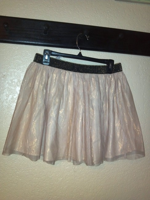 Decree Skirt Gold