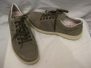 Mephisto Mephisto Runoff Leather Sneakers Shoes Sz 10 M *euc*
