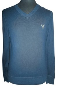 American Eagle Outfitters V-neck Comfortable Cotton Sweater