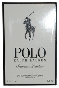 Polo Ralph Lauren POLO Ralph Lauren SUPREME LEATHER Eau de Parfum 4.2 oz / 125 ml