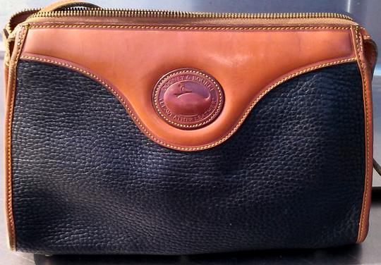 Dooney & Bourke Vintage Leather All Weather Shoulder Bag