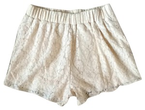 BB Dakota Shorts Ivory