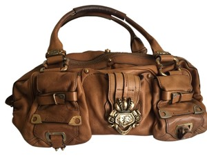 Juicy Couture Satchel in Camel