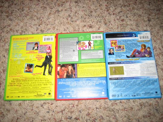 Other Austin Powers DVDs