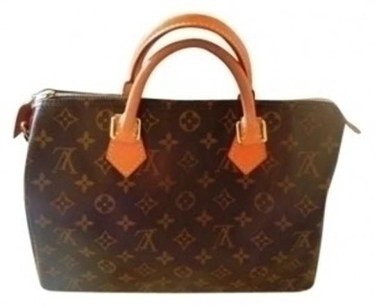 Louis Vuitton Speedy 30 875.00 Satchel in Brown Monogram