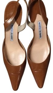 Manolo Blahnik Carmel Pumps