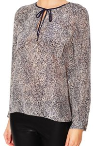 Rebecca Taylor Spotted Pattern Top