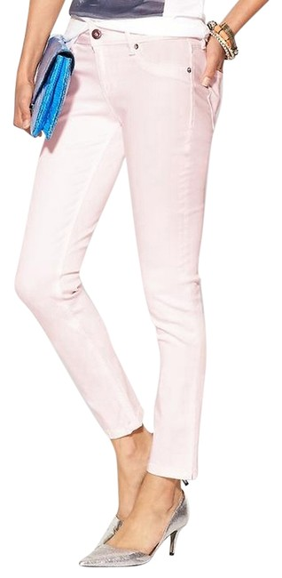 Item - Baby Pink Angel Ankle Skinny Jeans Size 27 (4, S)