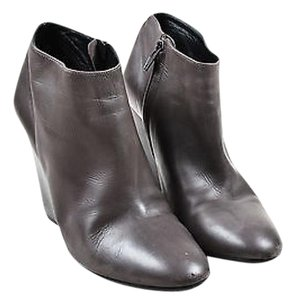 Pierre Hardy Charcoal Gray Boots