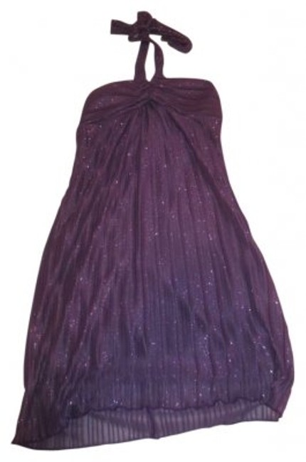 Preload https://item1.tradesy.com/images/as-u-wish-purple-sparkly-above-knee-cocktail-dress-size-6-s-142205-0-0.jpg?width=400&height=650