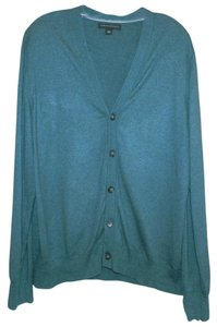 Banana Republic Silk Cashmere Button Front Cardigan