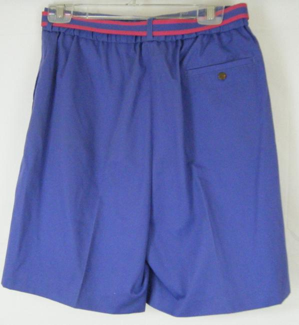 GRAND TIER Bermuda Shorts PURPLE