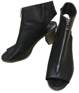 Brash Black Boots
