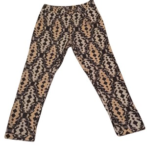 Wyatt Capri/Cropped Pants Multi-color