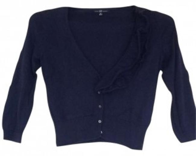 Preload https://item3.tradesy.com/images/gap-navy-blue-button-sweaterpullover-size-8-m-142217-0-0.jpg?width=400&height=650