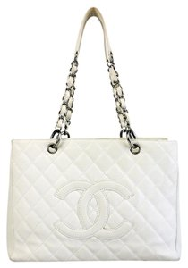 Chanel Grand Shopping Tote Shoulder Bag