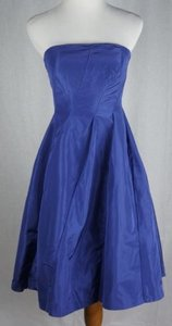 J.Crew Taffeta Panel Dress