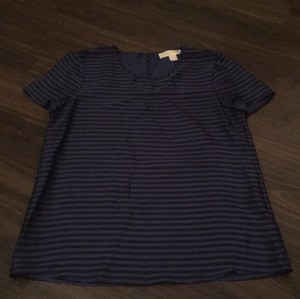 MICHAEL Michael Kors Top Black and blue