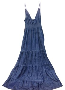DENIM Maxi Dress by Blue Asphalt