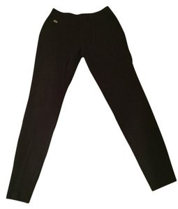 Lacoste Black Leggings